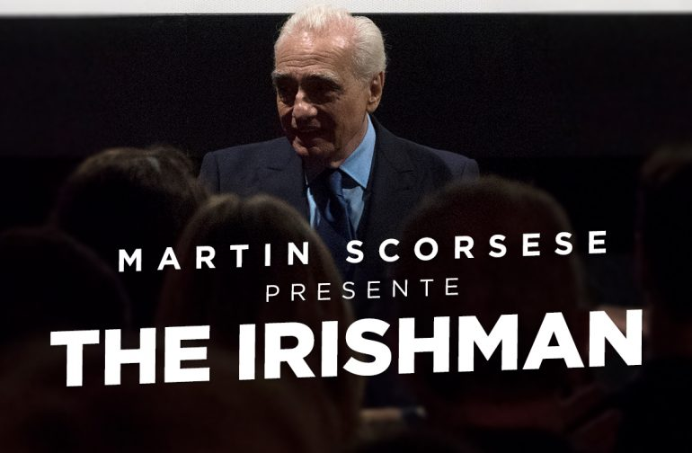 Martin Scorsese présente The Irishman