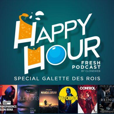 Happy Hour des Rois : Euphoria, The Mandalorian, Watchmen, Control, Slipknot…
