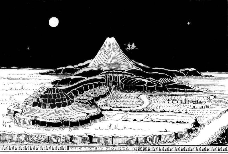 Une grande exposition Tolkien à Paris en 2019