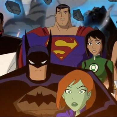 Justice League vs The Fatal Five : la bande-annonce