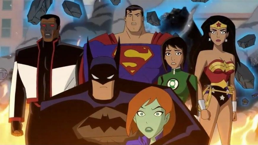 Justice League vs The Fatal Five : la bande-annonce