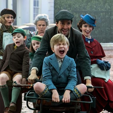 Critique : Le Retour de Mary Poppins