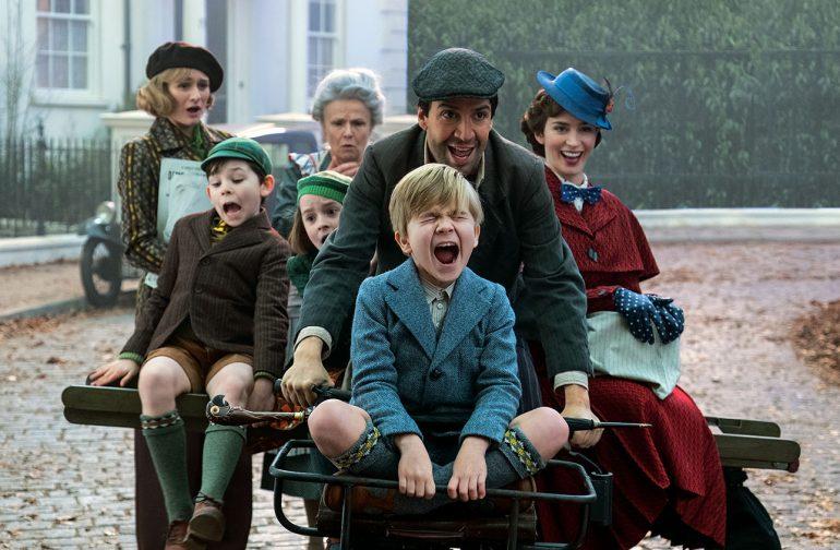 Critique : Le Retour de Mary Poppins