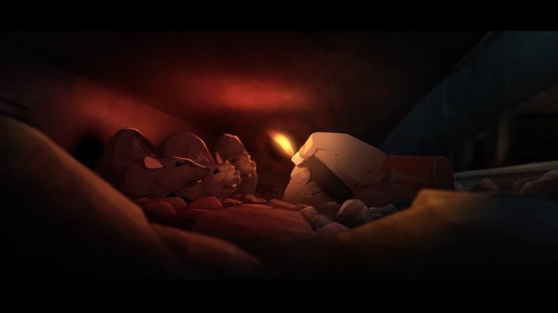 J'ai Perdu Mon Corps : les images du film d'animation