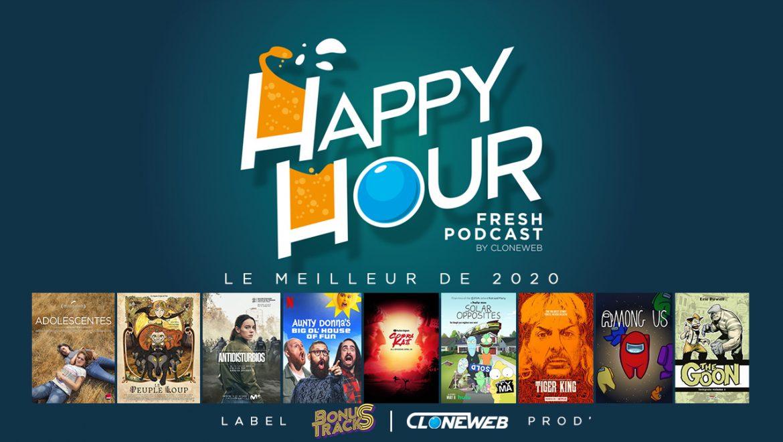 Happy Hour #55 : Le Meilleur de 2020