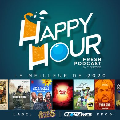 Happy Hour #55 : Le Meilleur de 2020