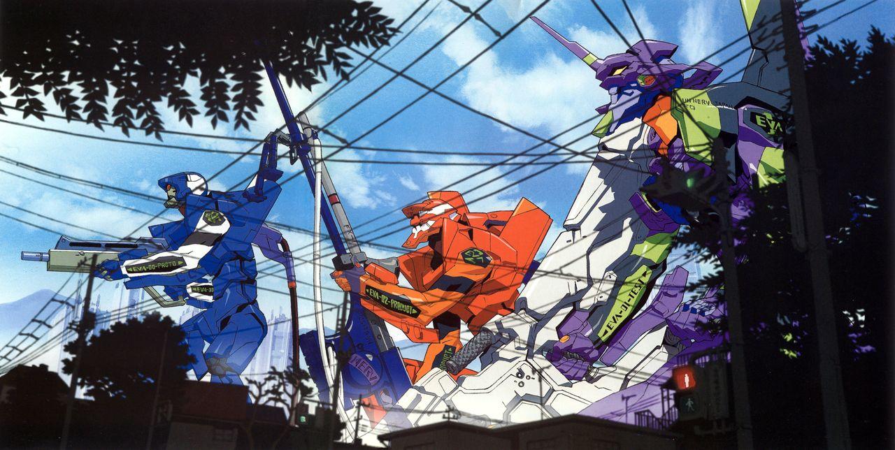 Evangelion, Ultraman, Saint Seiya… Netflix confirme ses projets animés