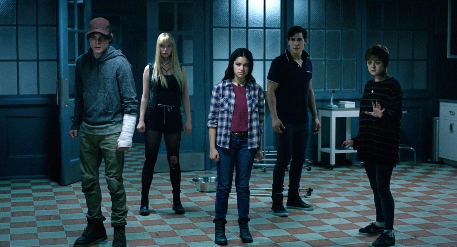 Josh Boone dévoile la durée du montage final — Les Nouveaux Mutants
