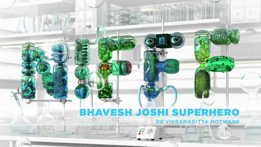 NIFFF : Bhavesh Joshi Superhero