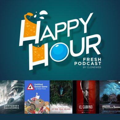 Happy Hour #40 : El Camino, Modern Love, The Laundromat, God Country, les Montagnes Hallucinées…