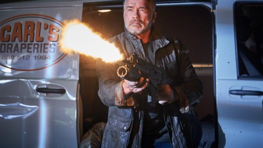 Terminator Dark Fate : le gros trailer