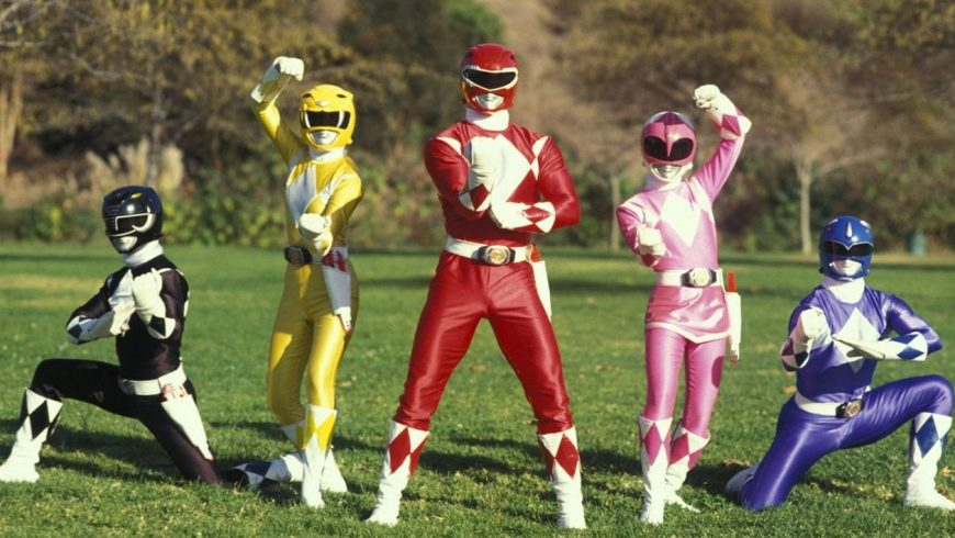 Power Rangers : Jonathan Entwistle relance la franchise