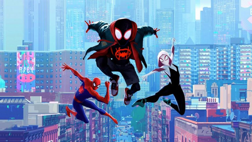 En bref : Spider-Verse, The Northman, Wonder Woman, Jurassic World…