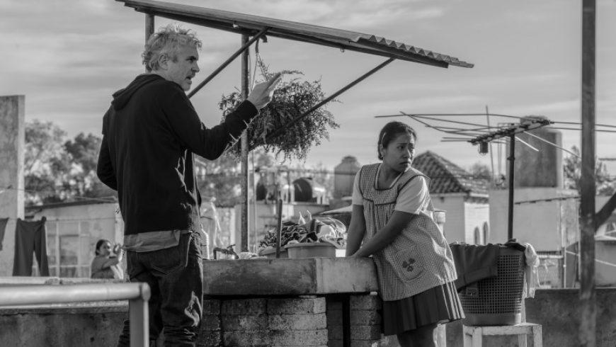 Roma : le teaser du prochain  Alfonso Cuarón