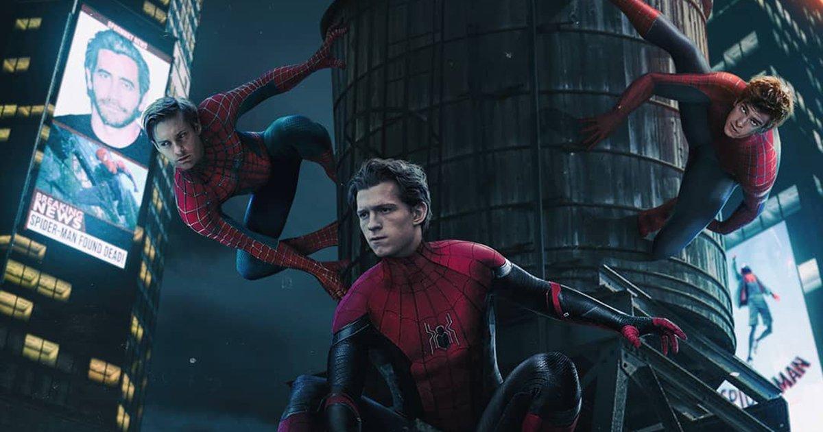 Spider-Man 3 : Into the Spider-Verse version live (mis à jour)