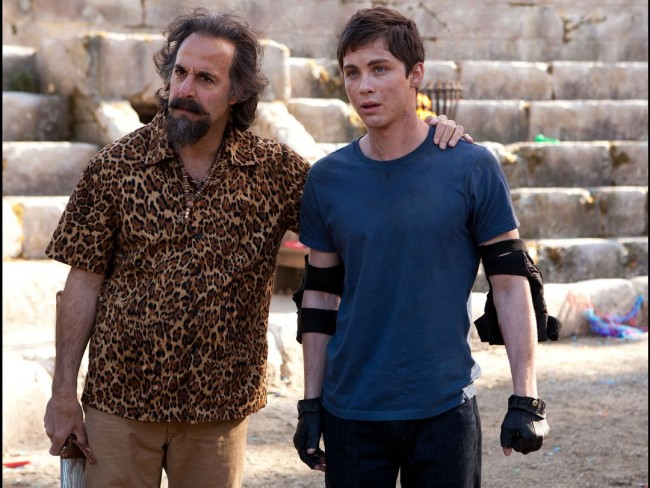 stanley-tucci-logan-lerman-percy-jackson-sea-of-monsters