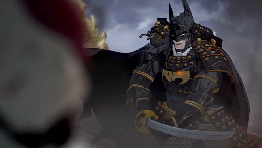 Critique : Batman Ninja