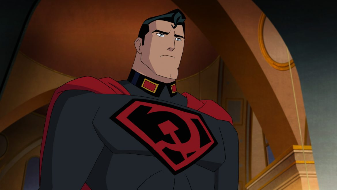 Superman Red Son : la bande-annonce
