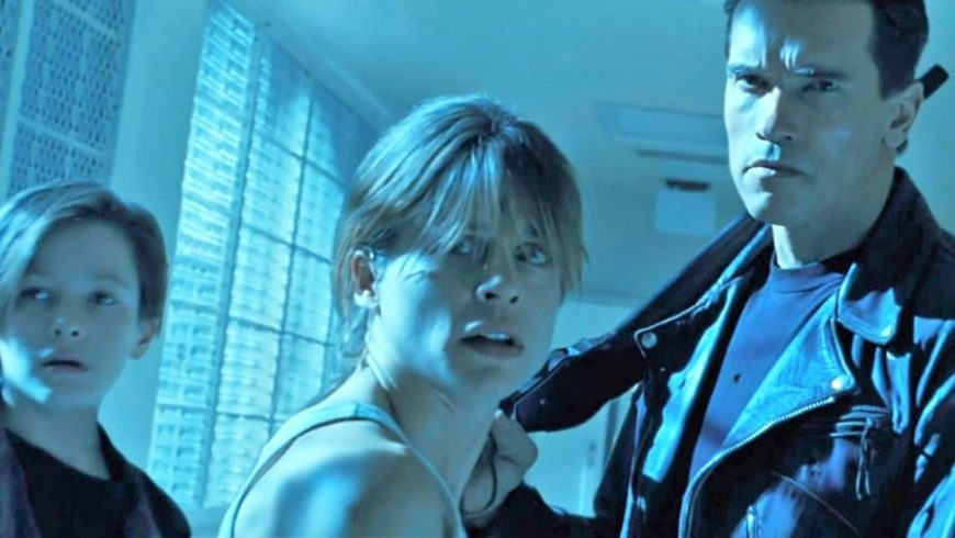 Terminator : la première photo du 6e film