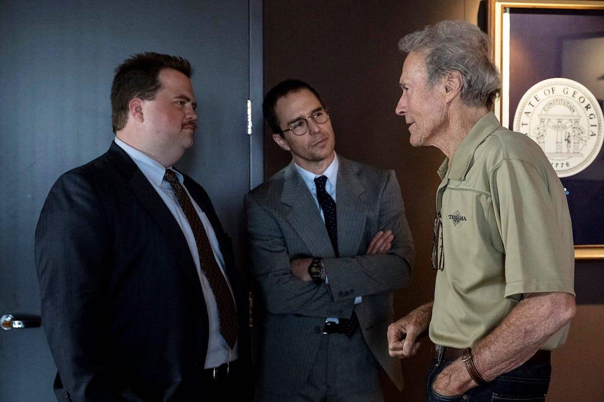 Le nouveau Clint Eastwood en images — Richard Jewell