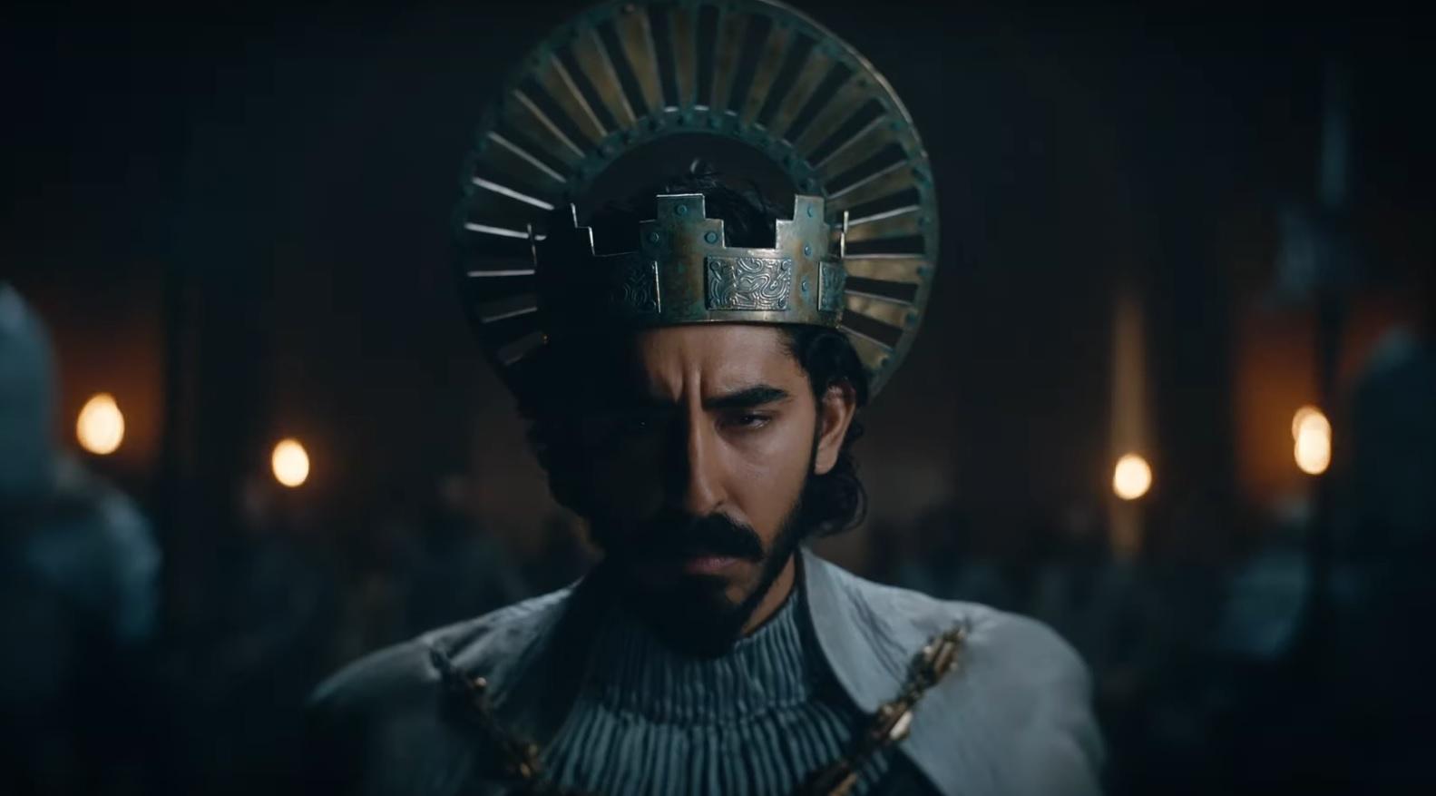 The Green Knight - Le film fantastique se dévoile dans un premier trailer