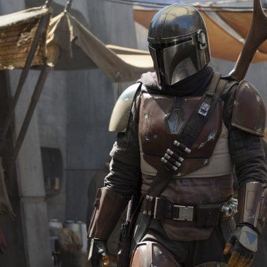 Star Wars : The Mandalorian se dévoile