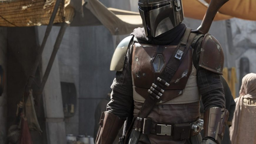 Star Wars : The Mandalorian se dévoile