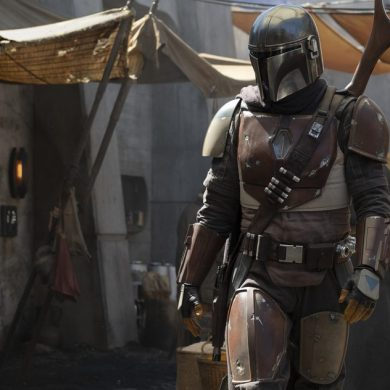 The Mandalorian officialise son casting