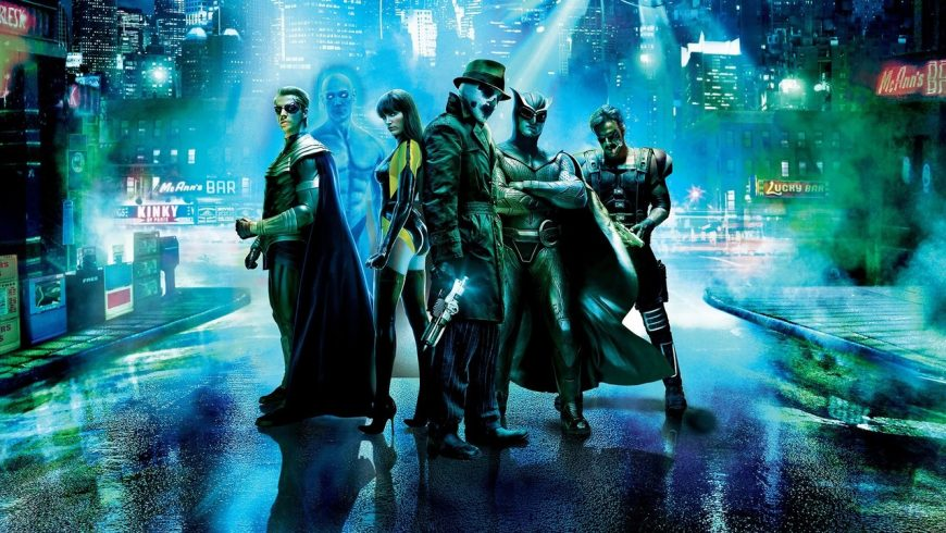 Critique : Watchmen