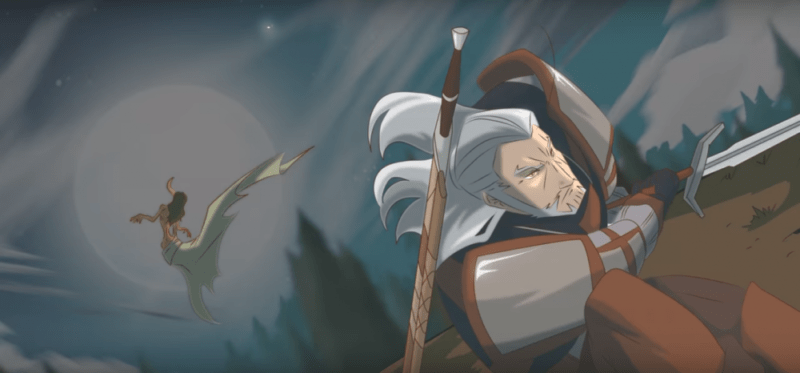 The Witcher : bientôt un film d'animation