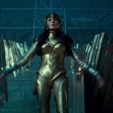 Wonder Woman 1984 : la bande-annonce